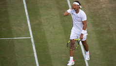 Wimbledon highlights day seven: Nadal...