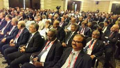 Six Bangladeshi VCs attend conference...