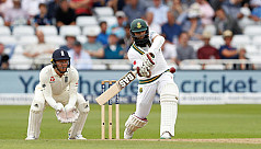South Africa take charge as England...