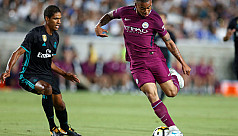Man City romp to 4-1 friendly win over...