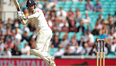 Westley scores half-century as England...