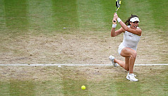 Highlights of Wimbledon eighth day:...