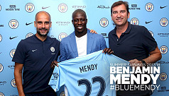 Manchester City sign Mendy from...