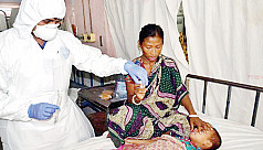 Unidentified disease in Sitakunda: 9...