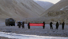 Chinese, Indian troops face off in Bhutan...