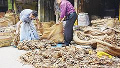 Waterlogging hits Chittagong commodity...