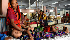 Absence of immunisation campaigns behind...