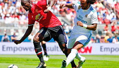 Manchester United down Real Madrid on...
