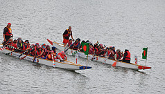 Bangladeshi boat race takes the UK by storm