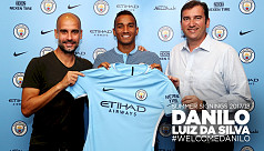 Man City sign Danilo from Real Madrid...