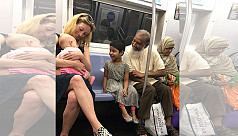 Photo of a Muslim family goes viral...