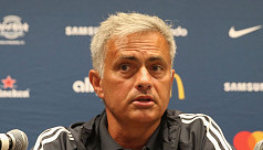 Mourinho satisfied with United's progress...