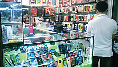 Local brands dominate smartphone...