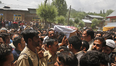 Indian forces kill 3 rebels in Kashmir,...