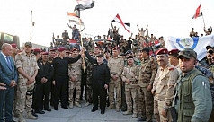Iraqi PM formally declares victory over...