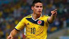 Bayern sign Rodriguez on loan from Real...