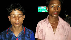 BSF returns two detained...