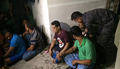 Bangladeshis among 1,035 detained in...