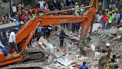 Mumbai building collapse kills 12, many...