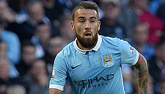 City's Otamendi welcomes competition...