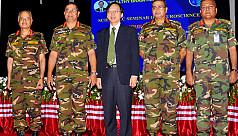 Military medical services hold neurosciences seminar