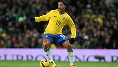 'Ronaldinho and friends' to play exhibition...