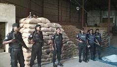 155 tons of govt rice seized, food official...