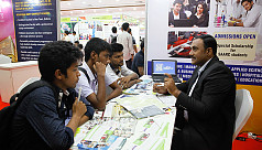 'Study in India' fair kicks off in...