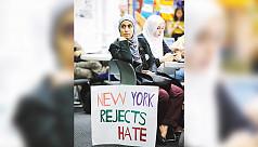 American Muslims decry Trump travel...