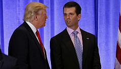 NY Times: Trump Jr was told of Russian...