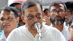 Home minister: Ban on holding rallies...