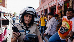 India's female cops take a stand against...