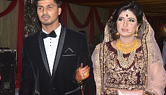 National cricketer Sohan ties knot with...