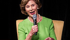 Ex-US First Lady Laura Bush joins AUW's Council of Patrons