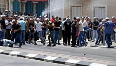 Six dead in worst Israeli-Palestinian...