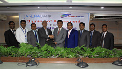 Jamuna Bank, US-Bangla Airlines ink...