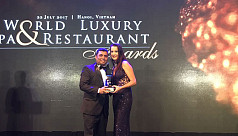 Westin Spa receives Best Luxury Hotel...