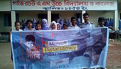 Microsoft ties up with Young Bangla...