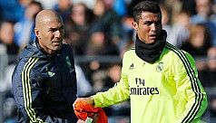Zidane: Ronaldo will remain Real player...
