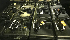 CIID seizes 19 illegal firearms at Dhaka...