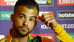 Duminy going home after being...