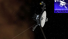 Infographic: Nasa's Voyager missions...