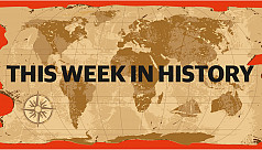 Infographic: This week in history (2-8...
