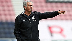 Mourinho slams childish United