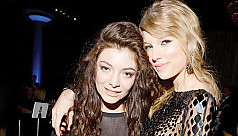Lorde explains her relationship with Taylor Swift