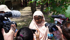 Rohingya villagers tell media of abuses...