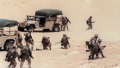 Iraq's Kuwait invasion used by UK to...