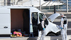 French police: One dead after car hits...