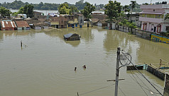 Death toll from South Asia flooding...