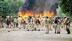 Haryana under siege after clashes over...